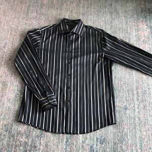 INC stretch dress shirt